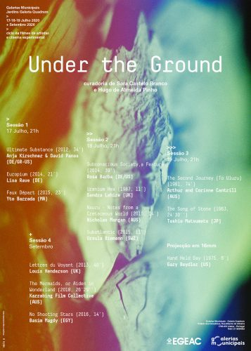 under the ground MATO PT
