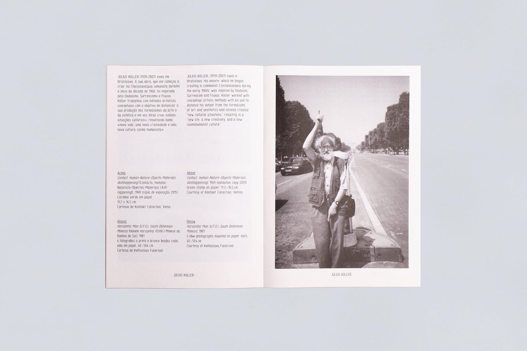 Exposição coletiva para um unico corpo galerias municipais fotografia fabio cunha capa